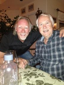Torsten and Peter
